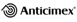 Anticimex black logo