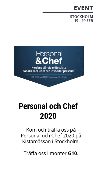 HR event GetAccept - Personal och Chef