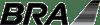 bra black logo