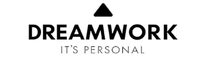 Dreamwork black logo