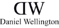Daniel Wellington black logo