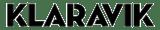 klaravik black logo