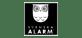 Svenska alarm black logo
