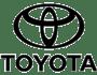 Toyota black logo