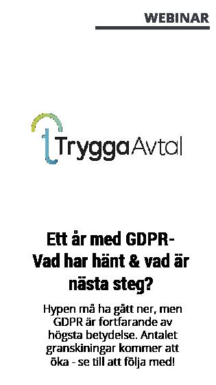 Webinar med GetAccept - Trygga Avtal